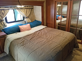 72 BR Bed
